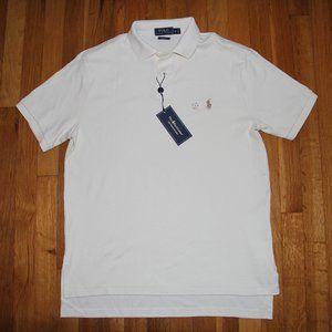 NEW Polo Ralph Lauren Interlock Shirt Custom Fit M
